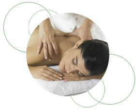 massage at zen health & wellness centre